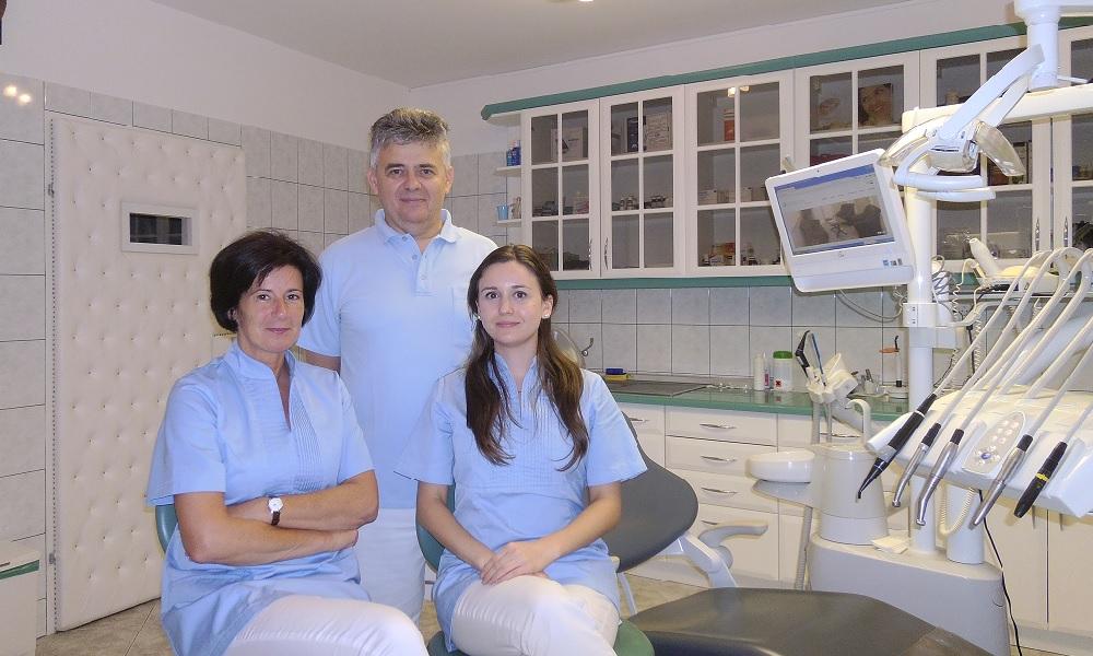 Kombinált fogpótlás, Galéria, Dr. Szabadkai Péter